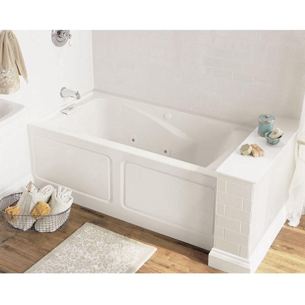 Pin By Jordan Tiedemann On House Bathtub Sizes Tub Sizes Whirlpool Tub