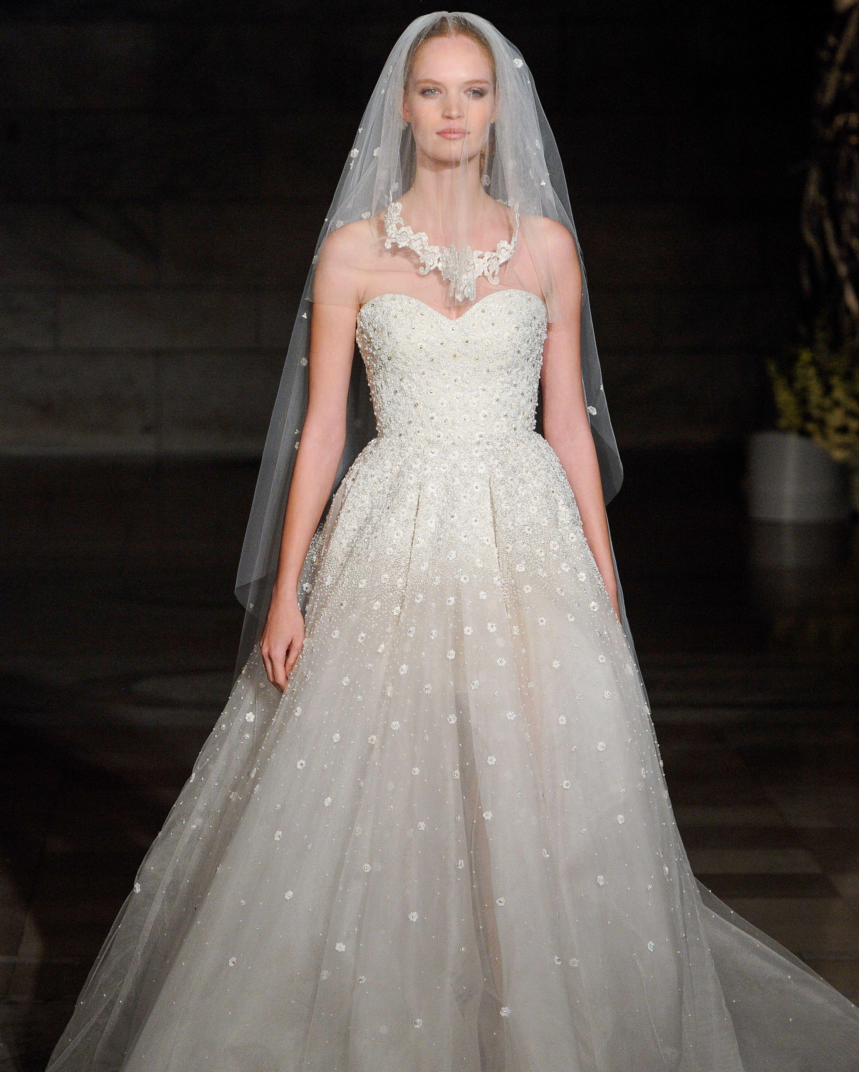 Reem Acra S New Wedding Dresses The Celebration Collection Reem Acra Wedding Dress New Wedding Dresses Amazing Wedding Dress