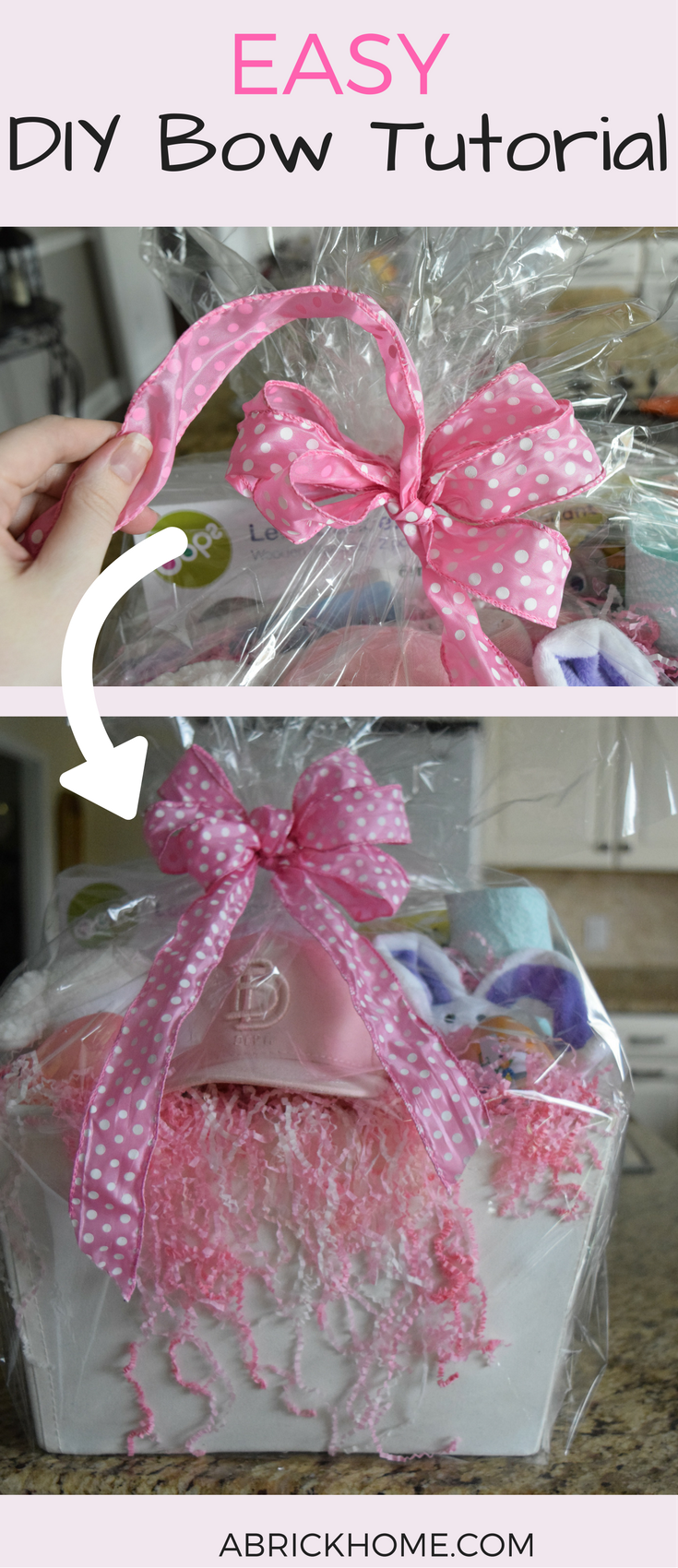 Babys first easter basket tutorial easter baskets easter and babys first easter basket tutorial negle Image collections