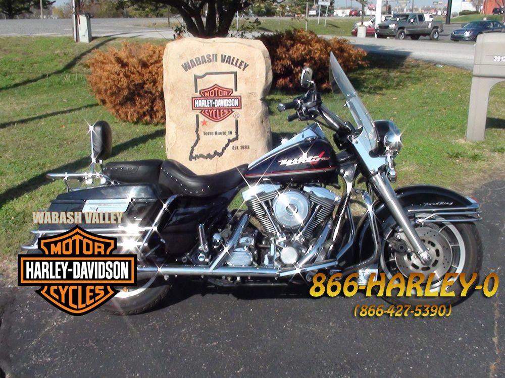 1998 FLHRC Road King 630918 | Wabash Valley Harley-Davidson $9,999