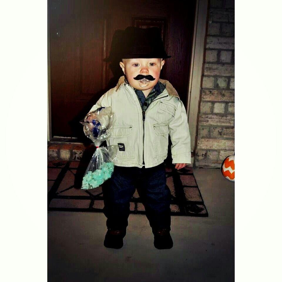 Heisenberg costume baby