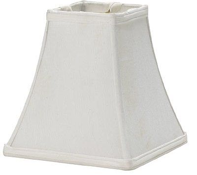 White square lamp shade 75w square lamp shades squares and small white square lamp shade aloadofball Gallery
