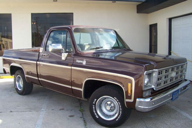 1977 Chevrolet C10 Cheyenne Short Bed Pickup For Sale In Woodland