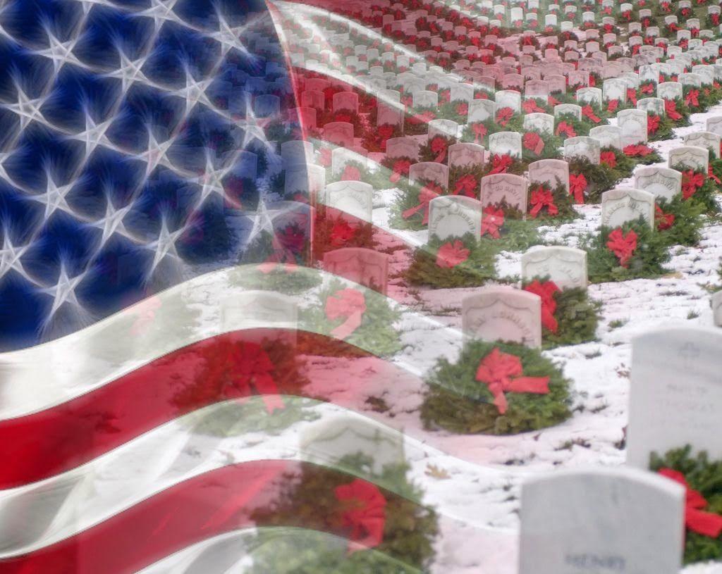Soldier Cemetery : http://www.memorialdayblog.com/