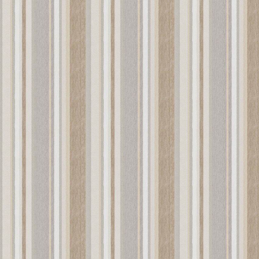 Taupe Stripes Wovens Upholstery Fabric