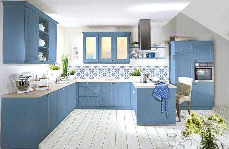 csm_Landhausküche-blau-ML_01541_822ad76ba9.jpg (800×520) | new home ...