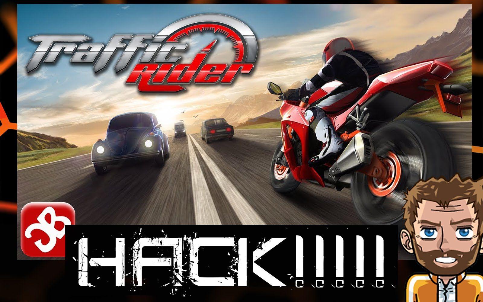 Traffic Rider HACKED! Unlimited Money!! Traffic, Rider