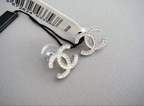comprare popolare 1bdc4 b961a Catalogo Orecchini Chanel originali prezzi FOTO   Orecchini ...