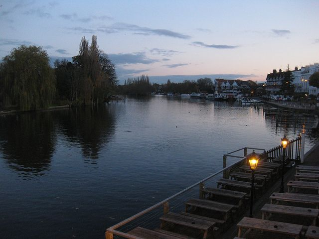 Henley on Thames | vamborox. Summer nights, Kiri Te Kanawa's rich voice  reverberant over the water.