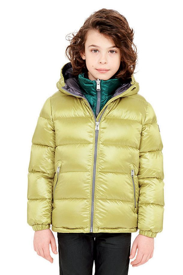 Preview - ADD Down Bicolor Boys Down Jacket plus Vest - Preorder ...