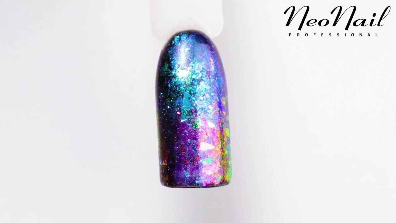 Neonail Shorts Ombre Electric Effect Brush With Images