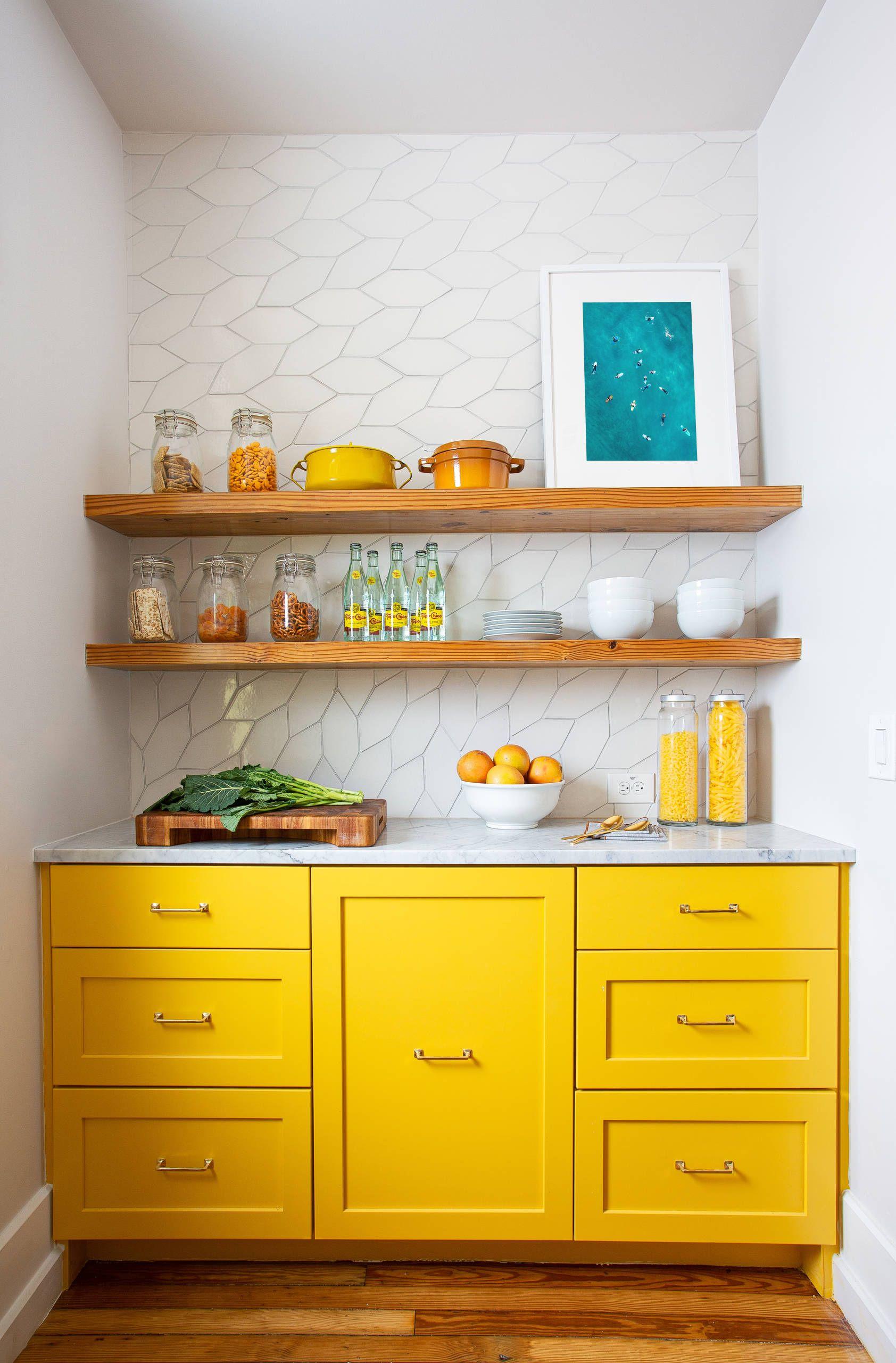 Pin On Yellow Interiors Gen Z Yellow Decor