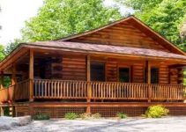 Nice Cabin With Wrap Around Porch - Cozy Homes Life
