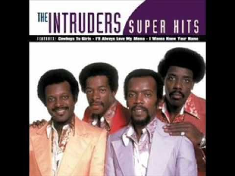 the intruders i ll always love my mama youtube ooooooo