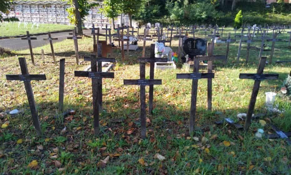 Italian Women Take Legal Action Over Foetus Graves Marked With Mothers Names Cemetery Italian Women The European Union