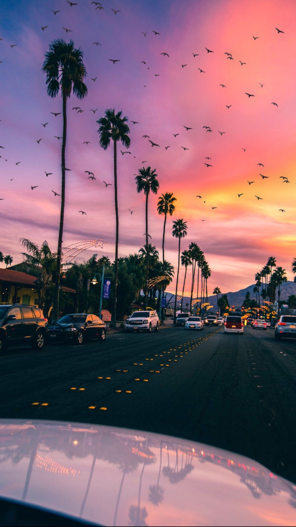 Vsco I Never Knew How Amazing Life Could Be Until I Moved To Los Angeles The Closest Thing Wallpaper Iphone Summer Beautiful Nature Wallpaper Sky Aesthetic
