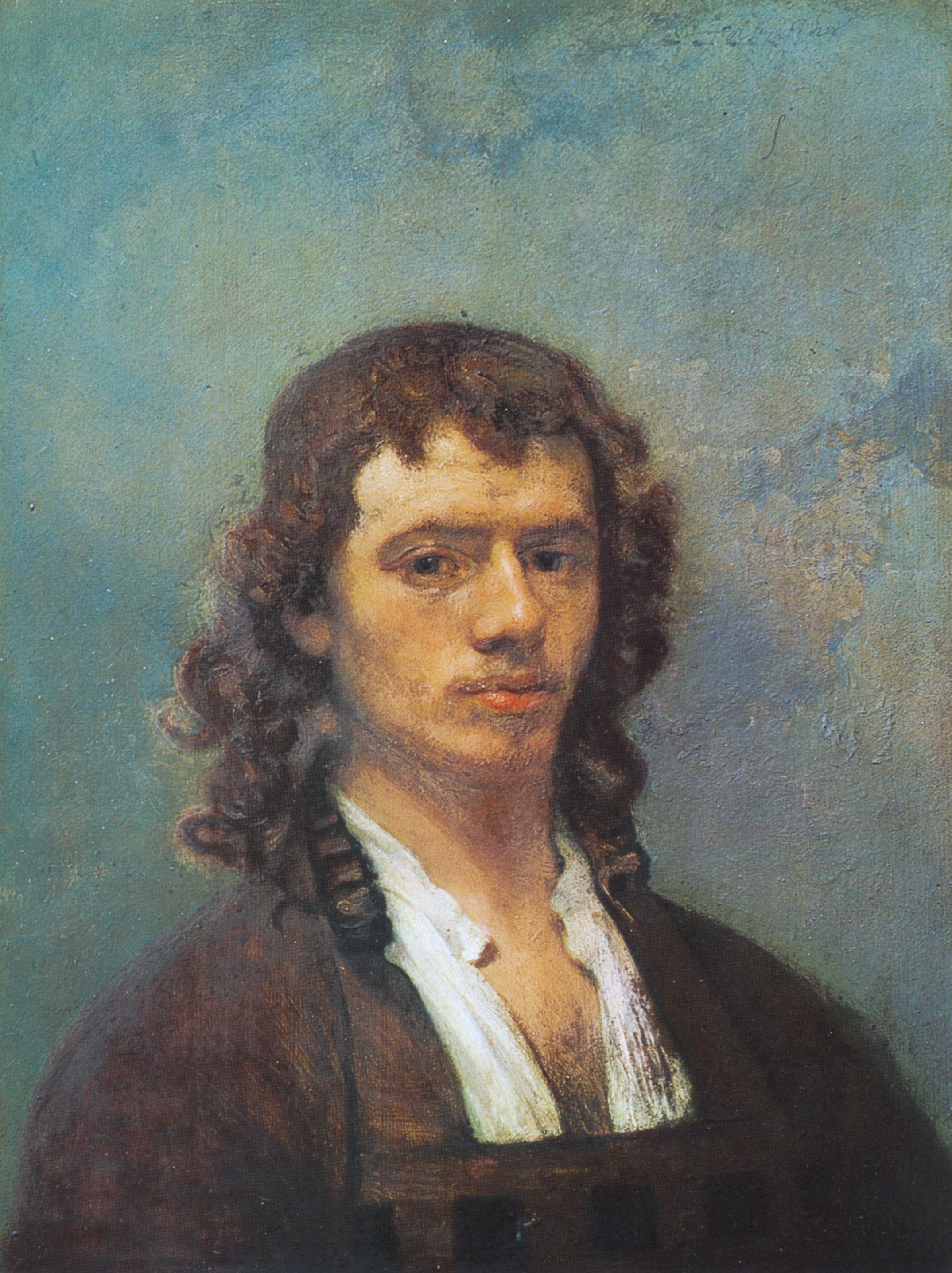 johannes vermeer zelfportret