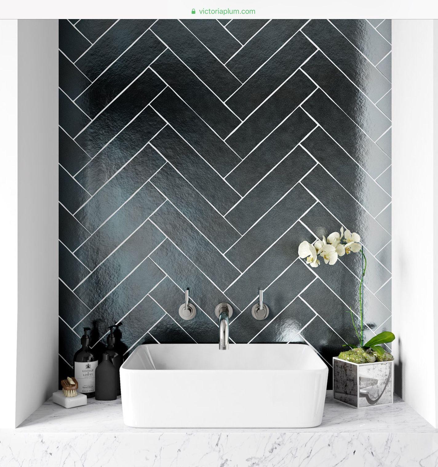 Pin By Rita Grendė On Vaiki Vonia Metallic Tiles Bathroom