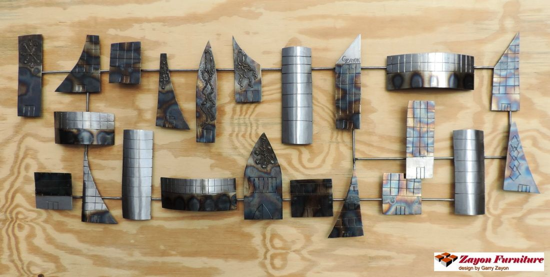 Awesome Wall Art In Metal Pictures Inspiration - Wall Art Design ...