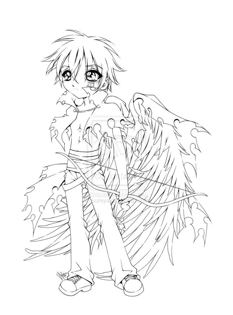 wing... by sureya on deviantART   Coloring pictures ...