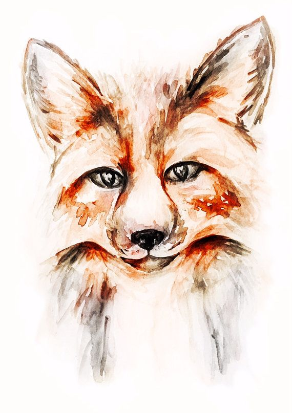 Instant download Watercolour and digital painting of by ...
