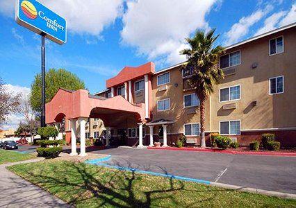 Comfort Inn Modesto Ca Modesto Hotel California Attractions