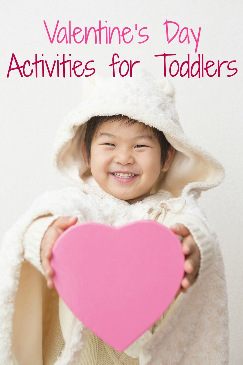 Looking for some easy and fun Valentine's Day activities for toddlers to help them celebrate the month of love? Check out our cute DIY craft ideas for kids!