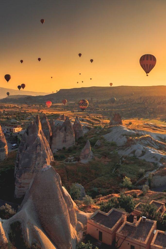 Read This Before Hot Air Ballooning in Cappadocia