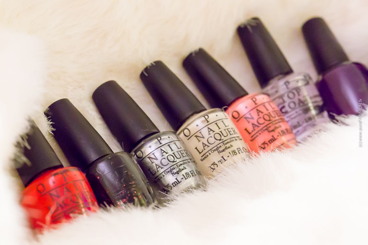 OPI Nagellack Coca-Cola Edition Gwen Stefanie Holiday Collection ...