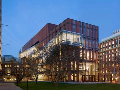 The Barnard College Diana Center - 2011 AIA Institute Honor Award for Architecture Recipient