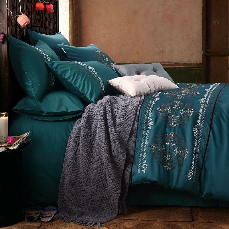 Teal Bedding Sets, Teal Bedding Queen