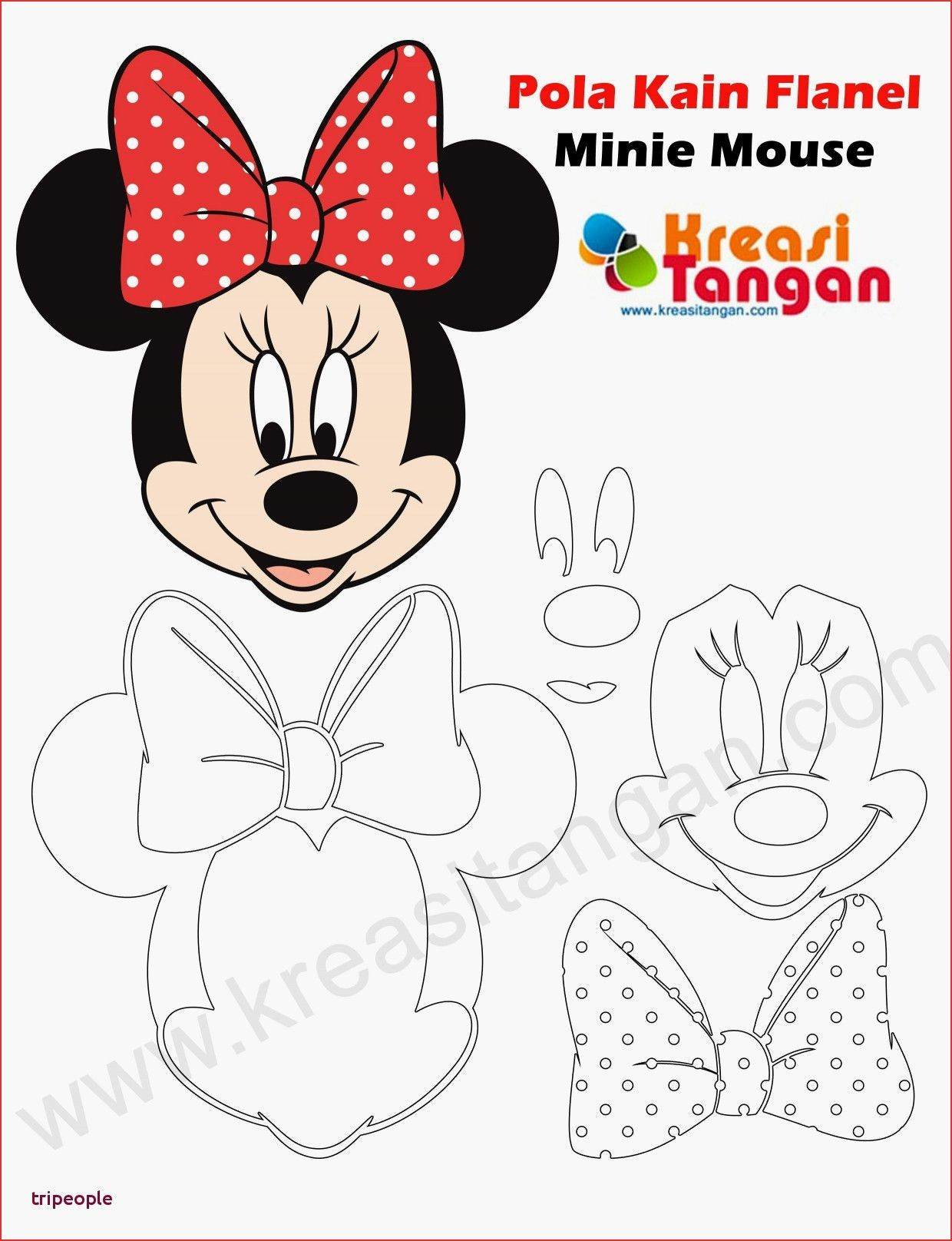 Dessin Main Mickey Joli Minnie Mouse Coloriage élégant S Coloriage