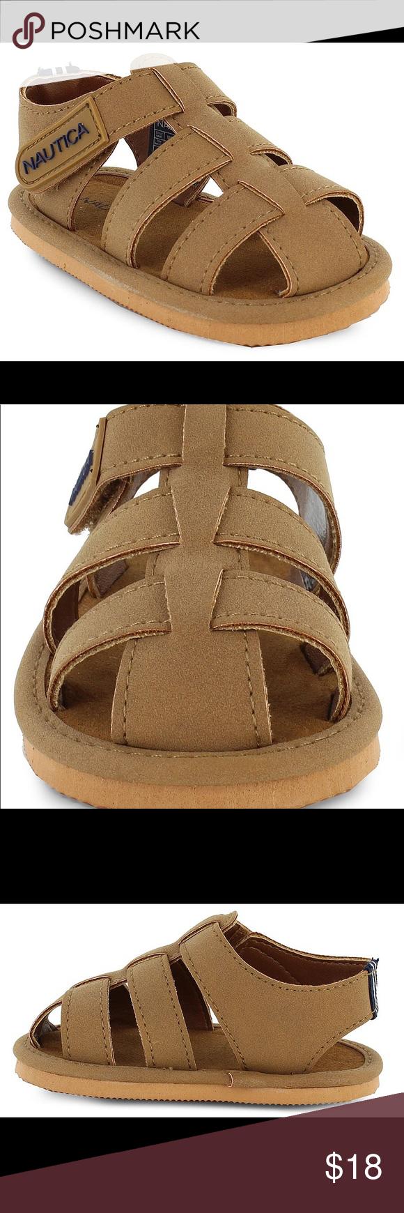 Sold Náutica baby sandals   Baby