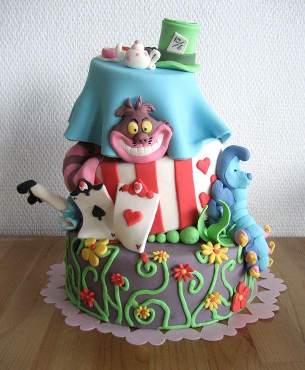 25 de las tartas más originales y creativas que hemos visto hasta ...