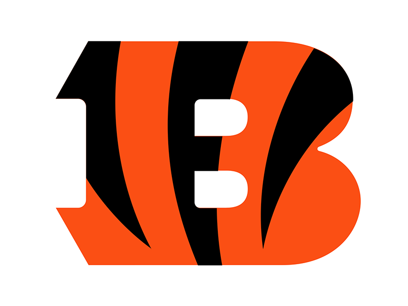Cincinnati Bengals Logo Equipos Nfl Futbol Americano Nfl Imagenes De Futbol Americano