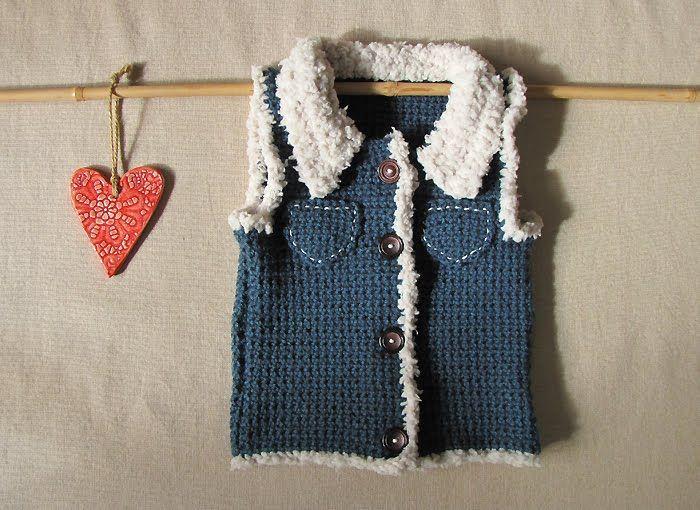 Crochet Baby Singlet Pattern Google Search Crochet And Knitting
