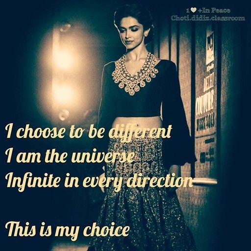 Quotes On Women Empowerment In Hindi: Deepika Padukone Vogue Empower Women Empowerment