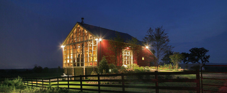 New River Bank Barn In Leesburg Virginia Blackburn