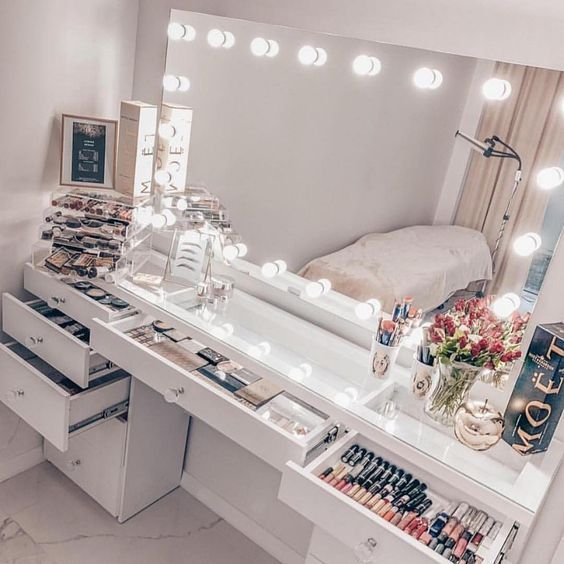 Photo of 50+ Make Up Room Decor Ideen –  50+ Make Up Room Decor Ideen  – #Decor #Ideen #M…