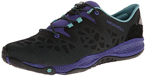 nice Merrell Women's All Out Shine Walking Shoe