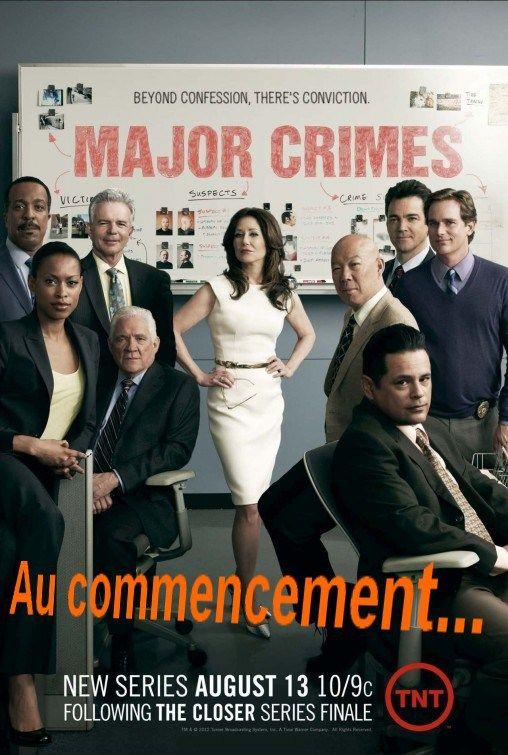 Lundi soir @France2tv dégaine #MajorCrimes! Notre avis après 3 épisodes!