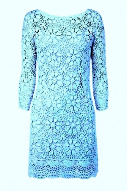 Elegant Blouse With Crochet Pattern Crochet Designs Free Crochet