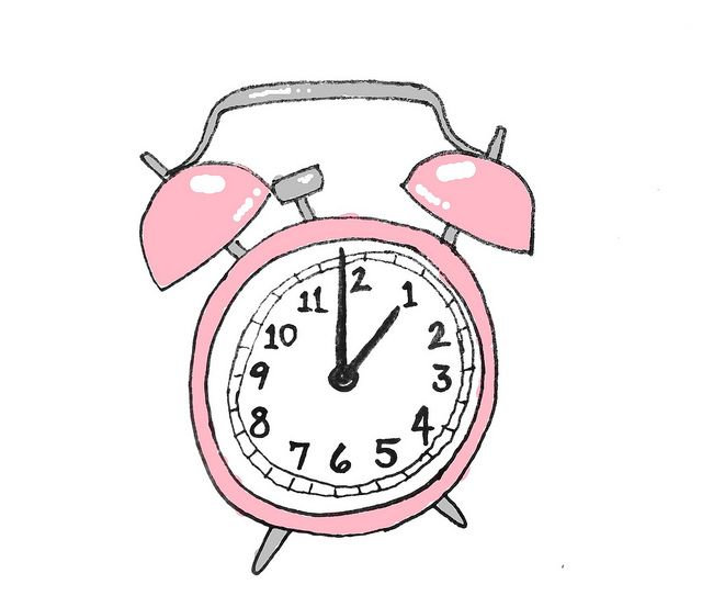 Clock In 2019 Everyday Objects Clock Painting Clock Drawings