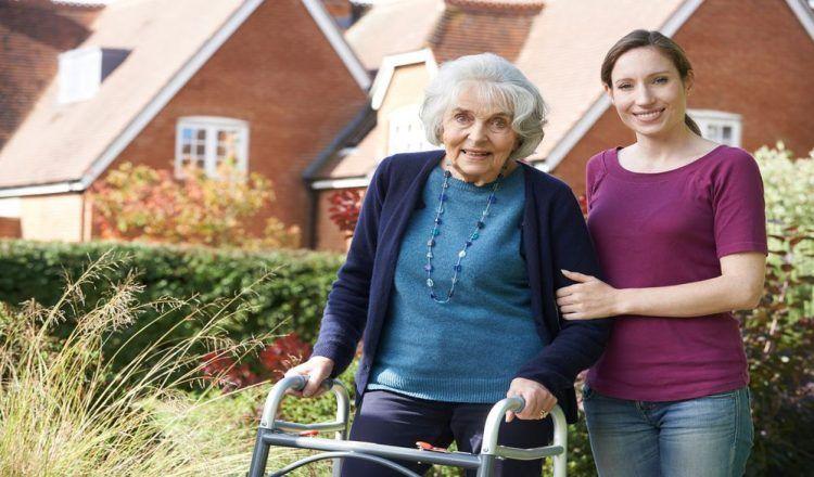 Benefits of Interactive Caregiving Services in WoodRidge