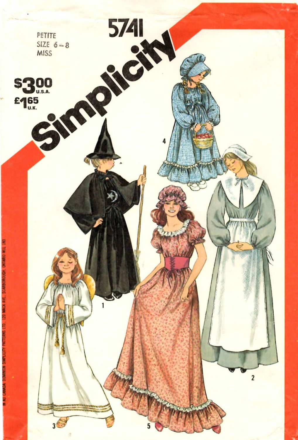 Witch Costume Pattern Magnificent Design Inspiration