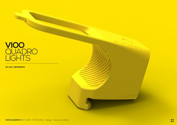 vioo quadro by maxence couthier via behance