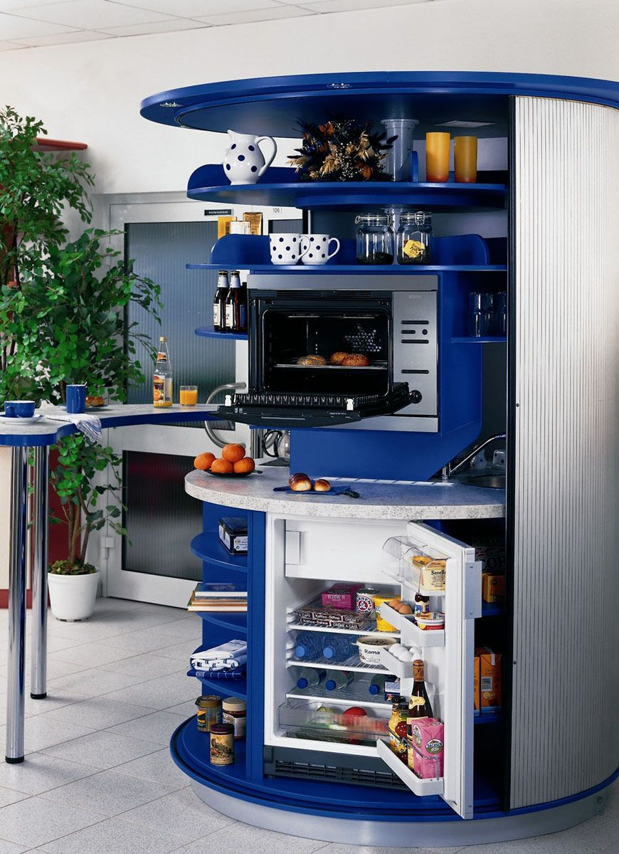 via cc concepts futuristic kitchen kitchen design modern | Loft ...
