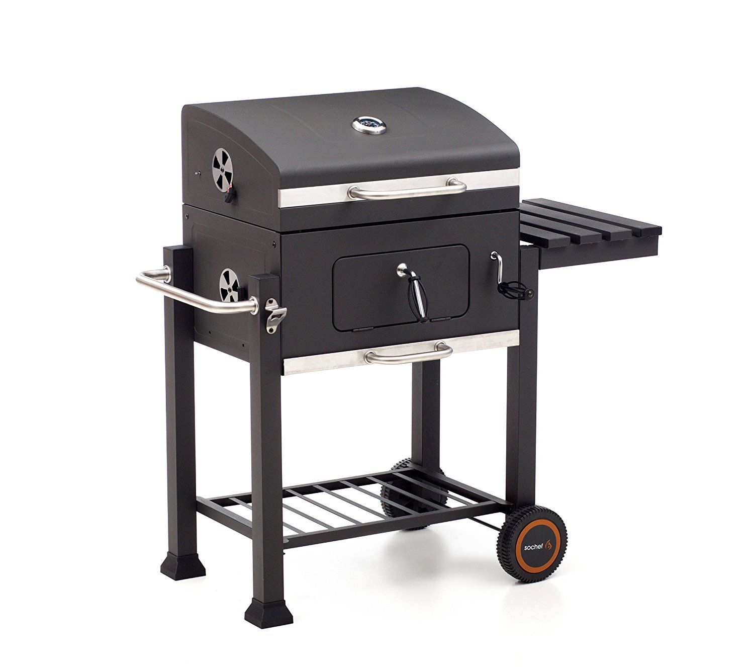 Salmar Gringo Charcoal Barbecue Undefined Bbq Grills And
