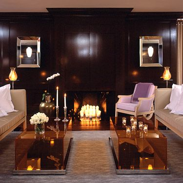 clift hotel lobby | Clift San Francisco – Interior Style by P. Starck | RUBYINDESIGN ...