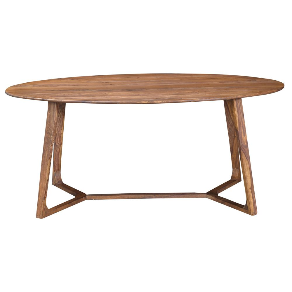 Metropolitan Oval Dining Table Inmod Oval Table Dining Modern